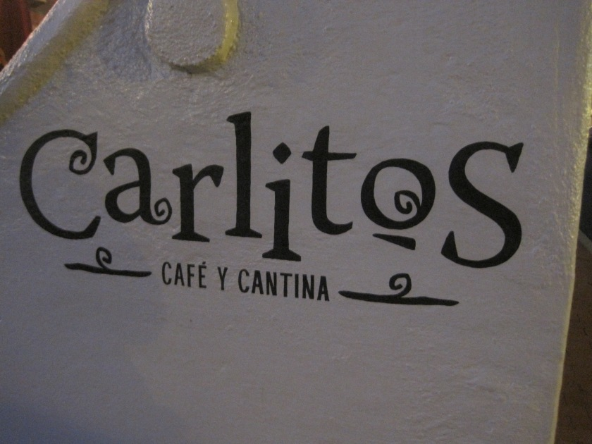 Started with dinner here. The mango margarita was fun. Carlitos strikes me as a place where everything is good