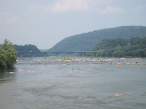 If tubing is your idea of fun, Harpers Ferry is for you!