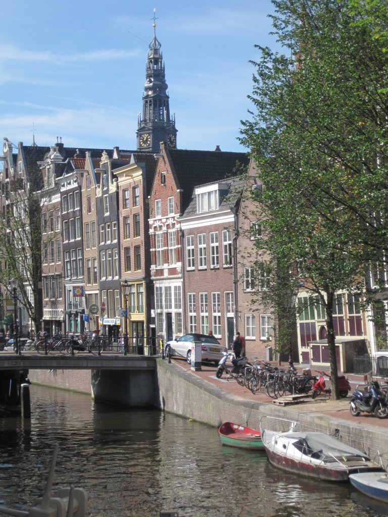 To this day, i have never been to a city that use its water ways and canals as effectively as Amsterdam.
