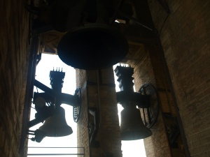 The bells in La Giralda