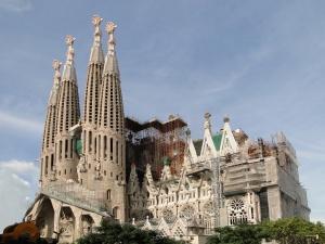 Sagrada Familia. Stunning.