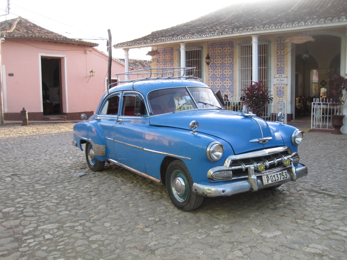 Cuba and The Rule of Four