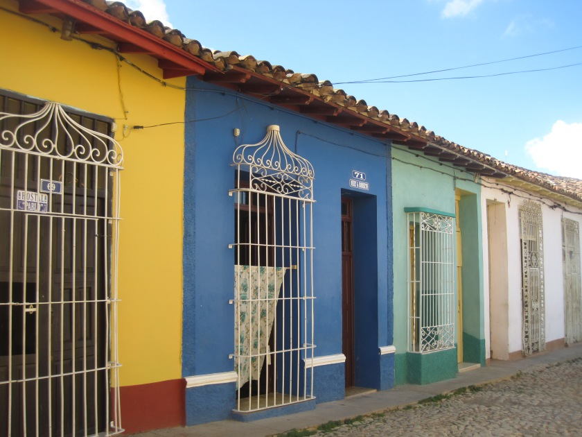 Colors of Trinidad, Cuba